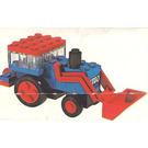 LEGO Excavator Set 604-2