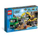 LEGO Excavator Transporter Set 4203