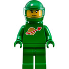 LEGO Exo-Suit Pete Minifigure