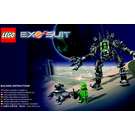 LEGO Exo-Suit Set 21109 Instructions