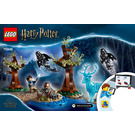 LEGO Expecto Patronum Set 75945 Instructions