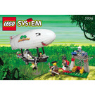 LEGO Expedition Balloon Set 5956 Instructions