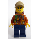 LEGO Explorer with Backpack Minifigure