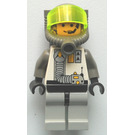 LEGO Explorien with Breathing Apparatus and Visor, head with headset Minifigure