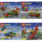 LEGO Extreme Team Kabaya 4 Pack Set
