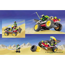 LEGO Extreme Team Racer Set 2963 Instructions
