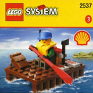 LEGO Extreme Team Raft Set 2537