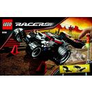 LEGO Extreme Wheelie Set 8164 Instructions