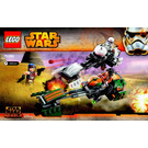 LEGO Ezra's Speeder Bike Set 75090 Instructions