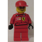 LEGO F1 Ferrari Engineer Minifigure