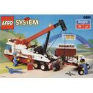 LEGO F1 Hauler Set 6484