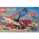 LEGO F1 Hauler Set 6484 Packaging