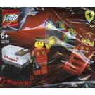 LEGO F1 Shell Pit Crew Set 30196