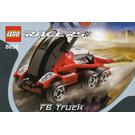 LEGO F6 Truck Set 8656