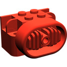 LEGO Fabuland Airplane Motor / Engine Block with Small Pin Hole (4616)