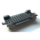LEGO Fabuland Car Chassis 14 x 6 Old (with Hitch)