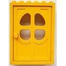 LEGO Fabuland Door Frame with Yellow Door