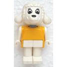 LEGO Fabuland Figure Lamb 4 Minifigure