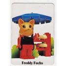 LEGO Fabuland Memory Game Card n° 1 (German version)