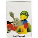 LEGO Fabuland Memory Game Card n° 10 (German version)