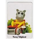 LEGO Fabuland Memory Game Card n° 2 (German version)