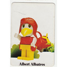 LEGO Fabuland Memory Game Card n° 4 (German version)