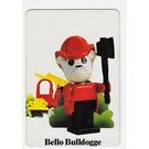 LEGO Fabuland Memory Game Card n° 7 (German version)
