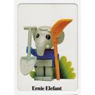 LEGO Fabuland Memory Game Card n° 8 (German version)