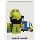 LEGO Fabuland Memory Game Card n° 9 (German version)