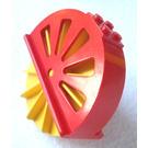 LEGO Fabuland Paddle Wheel
