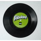 LEGO Fabuland promotional flexi-single audio record