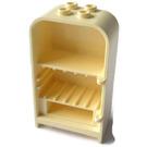 LEGO Fabuland Refrigerator Base