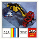 LEGO Factory with Conveyor Belt Set 248-2