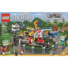 LEGO Fairground Mixer Set 10244 Packaging