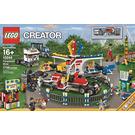 LEGO Fairground Mixer Set 10244 Packaging