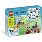 LEGO Fairytale and Historic Minifigure Set 9349 Packaging