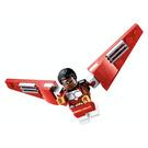 LEGO Falcon Minifigure