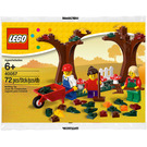 LEGO Fall Scene Set 40057 Packaging