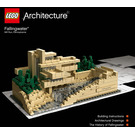 LEGO Fallingwater Set 21005 Instructions