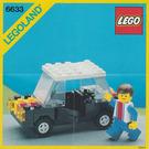 LEGO Family Car Set 6633
