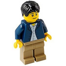 LEGO Family House Male Minifigure