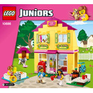 LEGO Family House Set 10686 Instructions