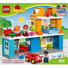LEGO Family House Set 10835 Instructions