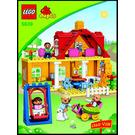 LEGO Family House Set 5639 Instructions