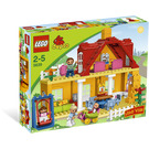 LEGO Family House Set 5639 Packaging