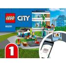 LEGO Family House Set 60291 Instructions