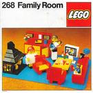 LEGO Family Room Set 268-1