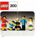 LEGO Family Set 200-1 Instructions