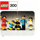 LEGO Family Set 200 Instructions