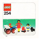 LEGO Family Set 254 Instructions